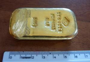 Altın Külçe